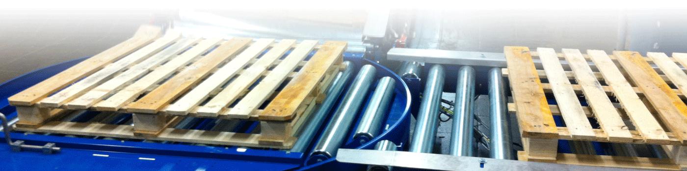Stationary Load Inverter Pallet Inverter Bulle Pallet: Premier Logistics